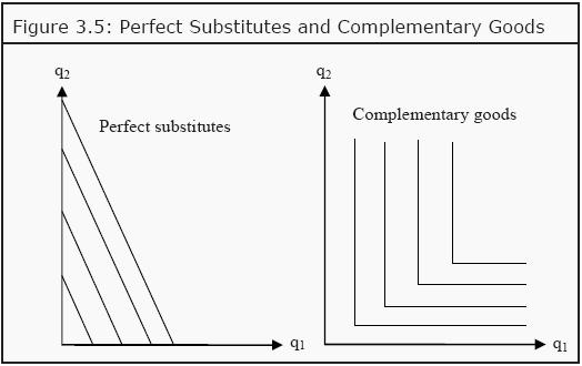 Perfect Substitutes and Complementary Goods Assignment help